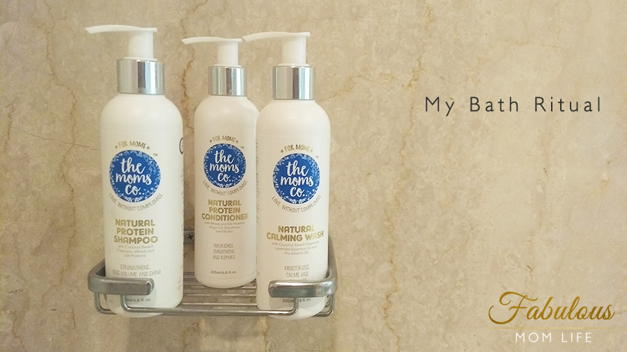 The Moms Co Protein Shampoo and Conditioner Review