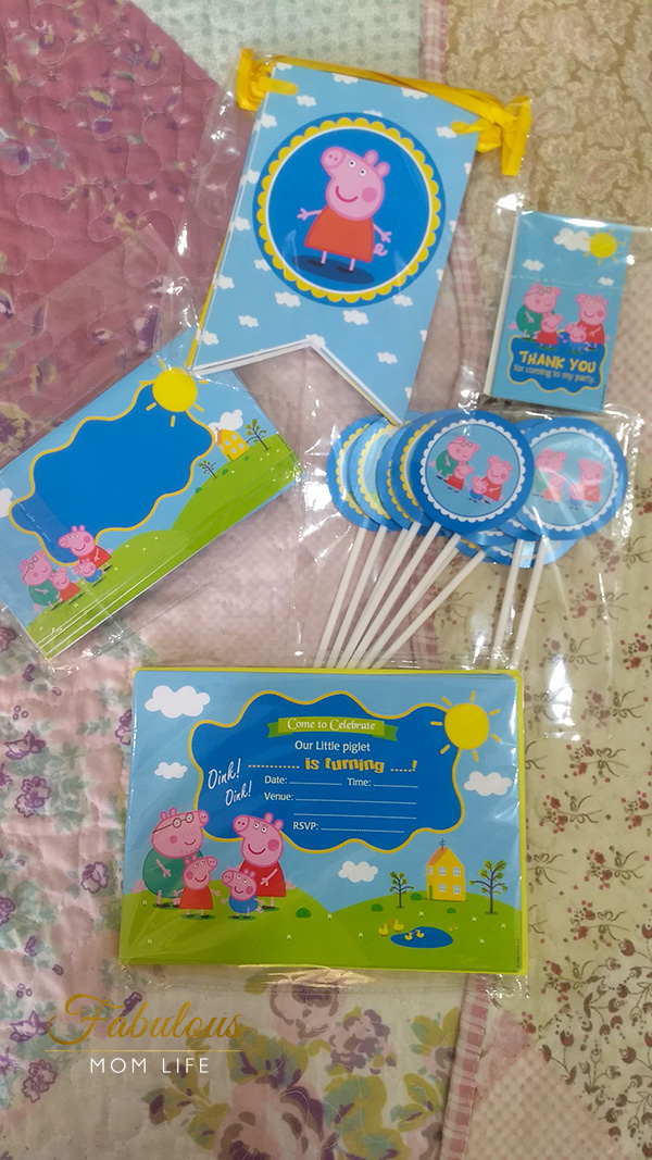 Pink Tableware Party Supplies