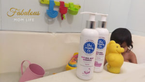 Review: Natural Baby Shampoo, Wash and Lotion from The Moms Co