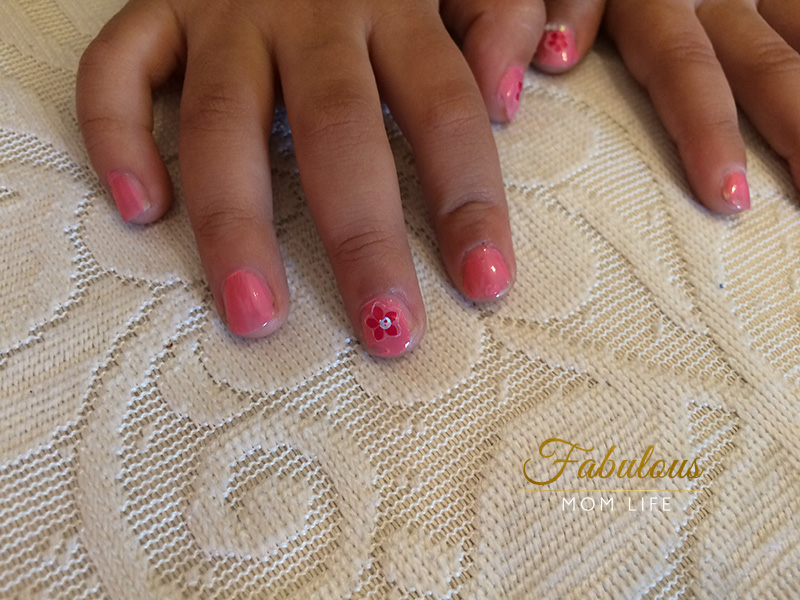 Nail Stickers for Little Girls