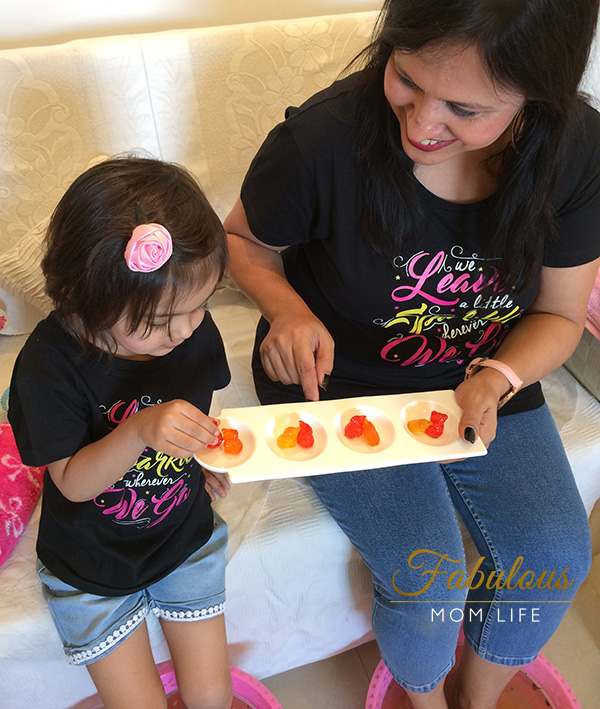 Party Food for Mother's Day Mom Daughter Spa Party