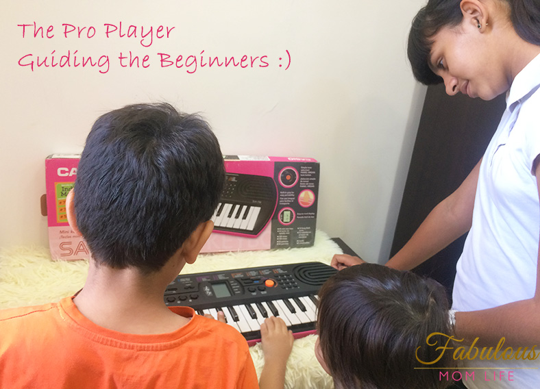 Why a Music Keyboard is the Key to Your Child's Development