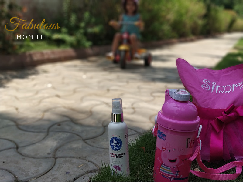 Safe Summer Outdoor Playtime with the Right Baby Sunscreen