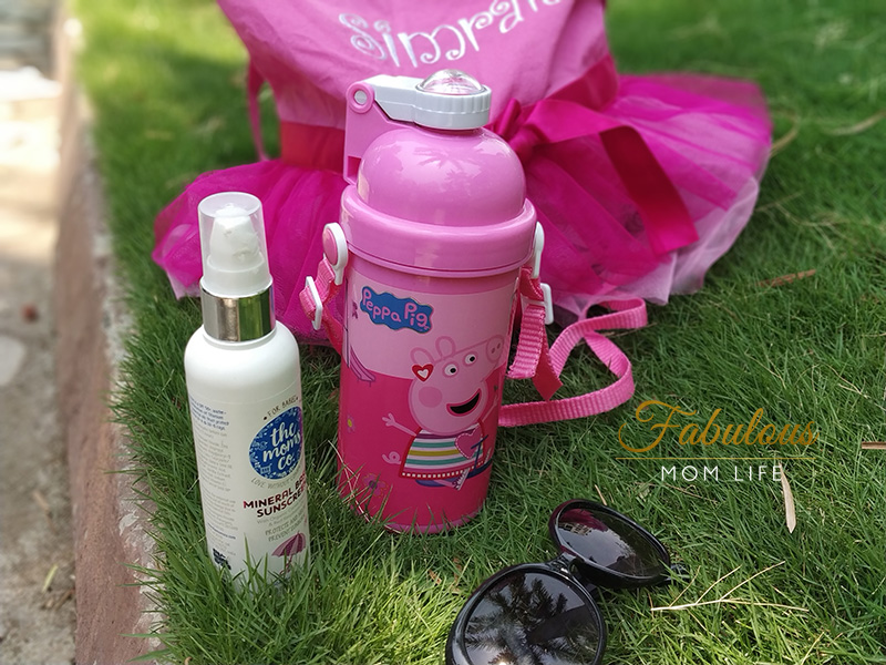 The Moms Co Baby Sunscreen India