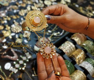 Beautiful Indian Jewelry by Anmol Jewels & Pearls, Hyderabad