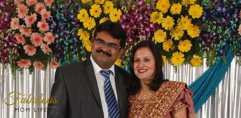 Rohit Lata - Fabulous Mom Life Husband