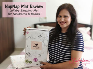 NapNap Mat Review - Lullaby Sleeping Mat for Newborns & Babies
