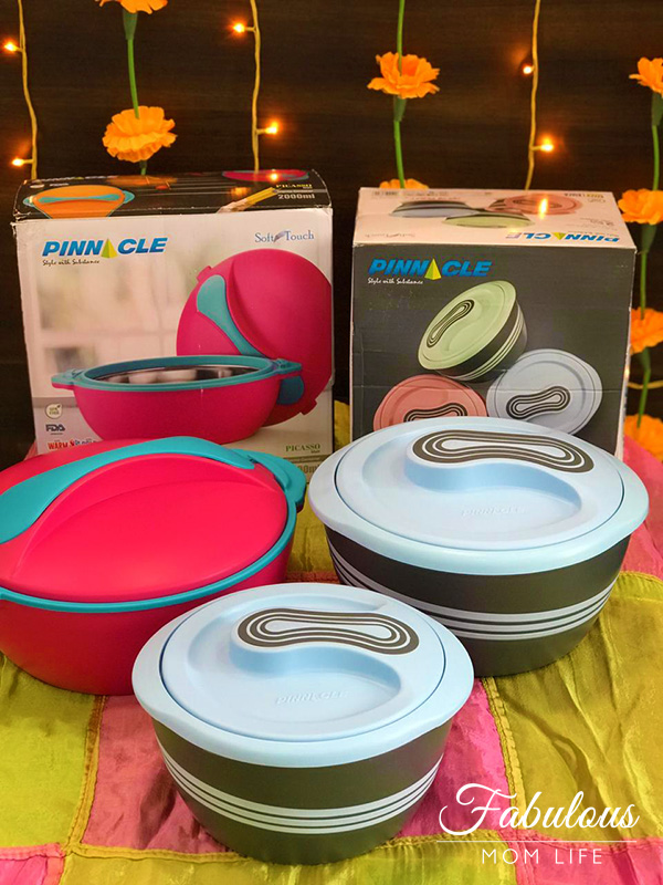 pinnacle casserole set review