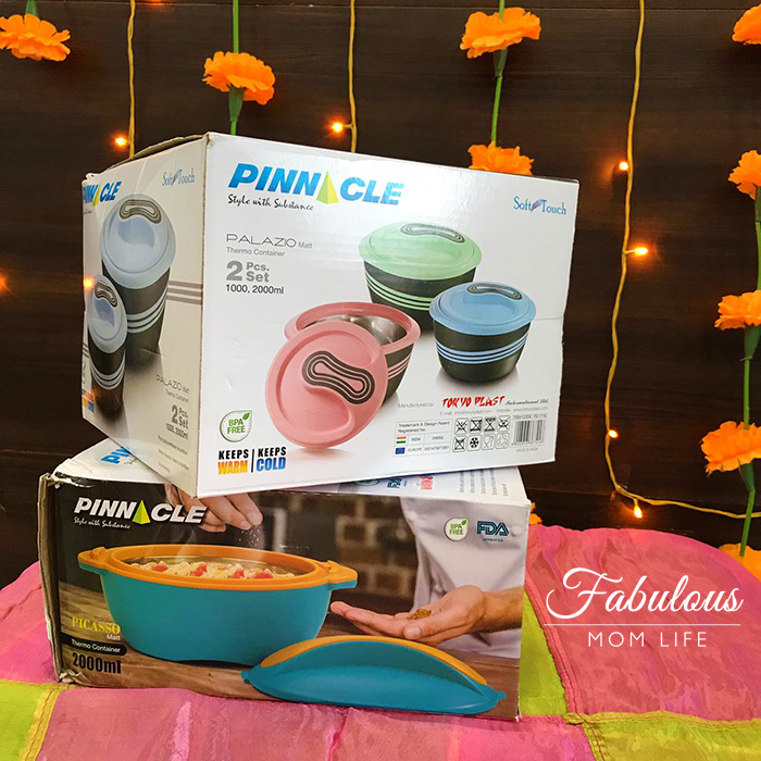Pinnacle Thermoware Serving Dish Casseroles - Review
