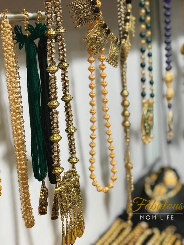 indian jewelry long necklaces