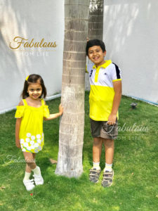 Sunny Outfits from Cherry Crumble California Spring Summer Collection