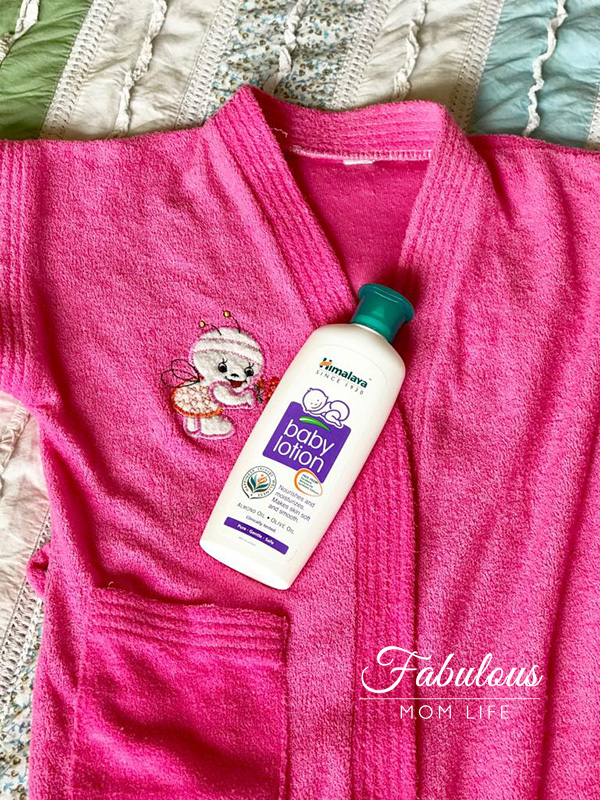 Himalaya Baby Lotion Review - Pure, Gentle and Safe