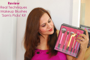 Review: Real Techniques Makeup Brushes 'Sam's Picks' Kit