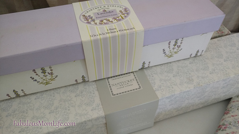 Scented Drawer Liners By Crabtree And Evelyn