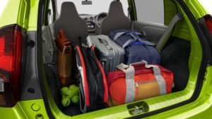 Datsun redi-GO Boot Space