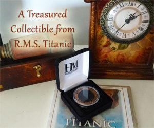 A Treasured Collectible from Titanic
