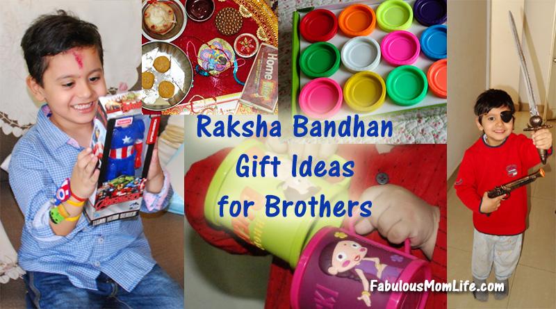 Raksha Bandhan Gift Ideas for Brothers - Fabulous Mom Life