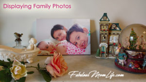 Displaying Family Photos
