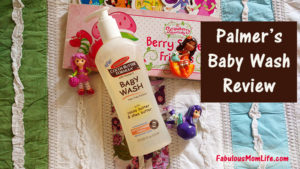 Palmer's Baby Wash Review