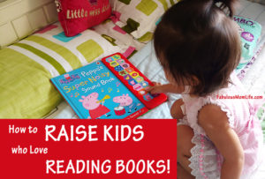 How to Raise a Child Who Loves Reading Books