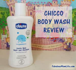 Chicco Baby Wash Review