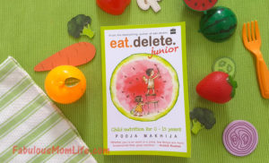 Eat Delete Junior Review and Giveaway