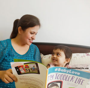Kids Book Reviews - #BabyLove: My Toddler Life by Corine Dehghanpisheh