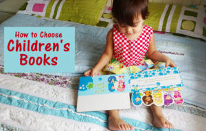 How to Choose Children's Books
