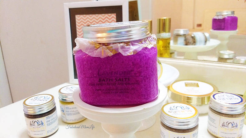 Ang-Tatva Lavender Bath Salts Review