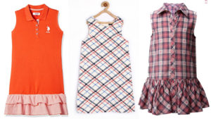 Casual Dresses - Preteen Girls Fashion in India