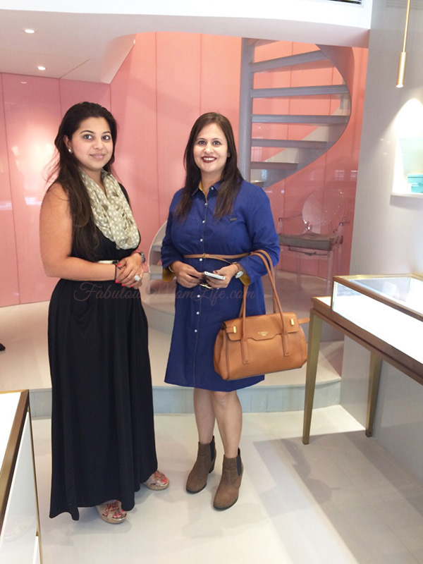 Lata of FabulousMomLife with Dhriti Goenka of Gempetit