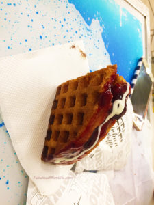 Add Fun to Your Waffles at Urban Waffle – Child Friendly Restaurant!
