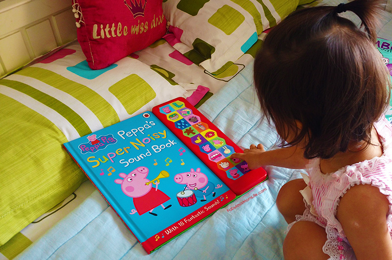 Peppa Pig Noisy Book