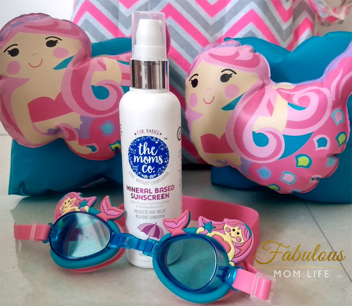 Review: The Moms Co Baby Sunscreen