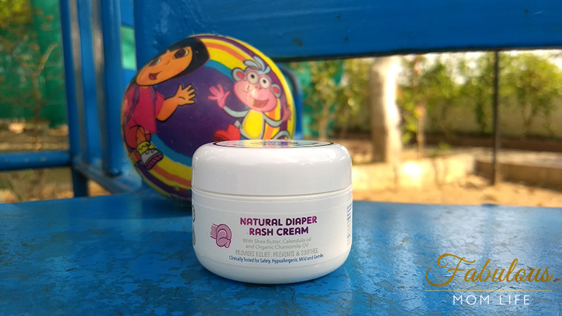 The Moms Co Natural Diaper Rash Cream