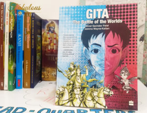 Gita: The Battle of the Worlds – Children's Book Review