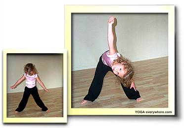 easy yoga poses for kids  fabulous mom life