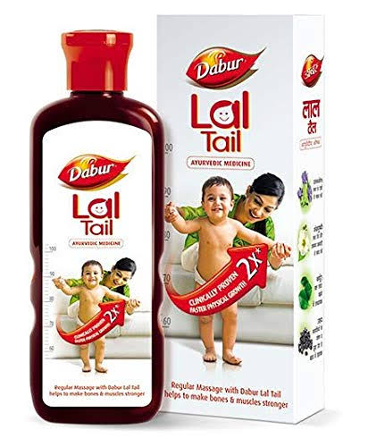 """Why I recommend """"Dabur Lal Tail"""" - Fabulous Mom Life"""